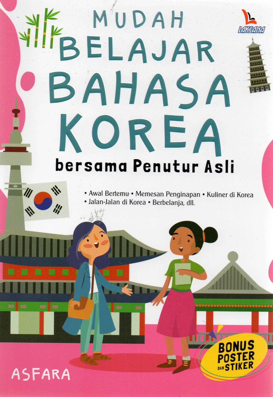 buku mudah belajar bahasa korea