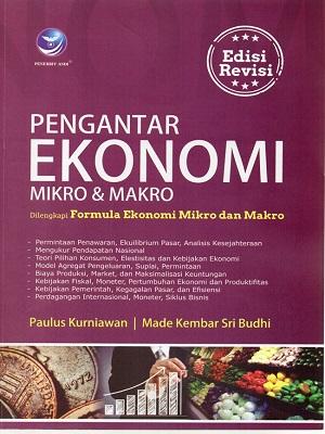 buku pengantar ekonomi mikro dan makro
