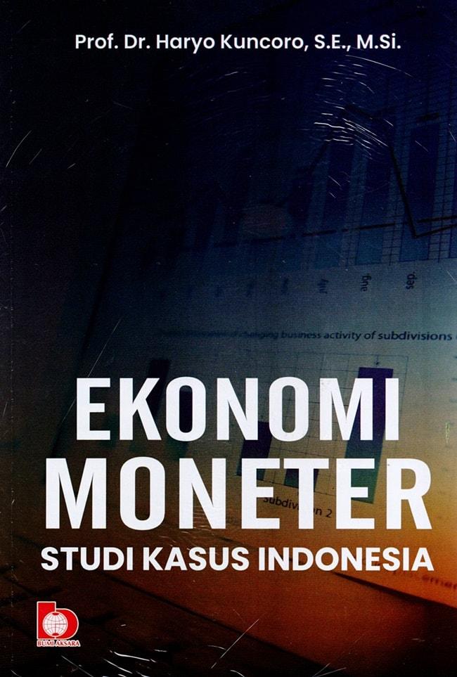 buku ekonomi moneter studi kasus indonesia