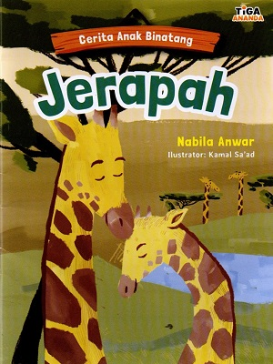 buku cerita anak binatang jerapah