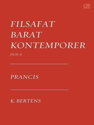 Filsafat Barat Kontemporer Prancis (Cover Baru Isbn Lama)