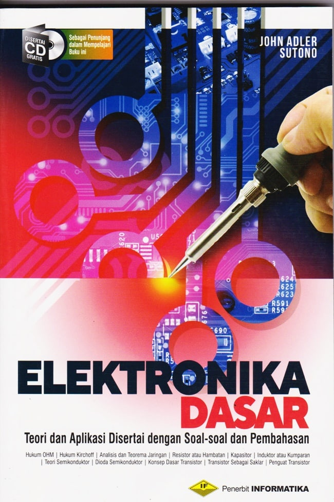 Elektronika Dasar +Cd