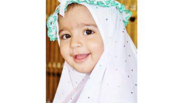 Rekomendasi Nama Anak Perempuan Islami Yang Bagus