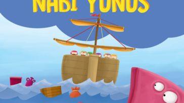 Board Book Teladan Anak Muslim: Nabi Yunus