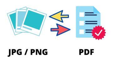 convert foto ke pdf