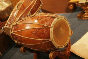 kendang alat musik ritmis