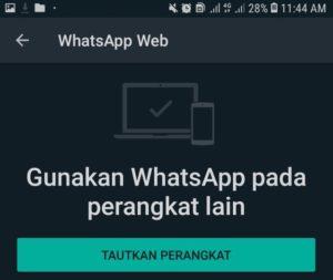 cara menggunakan whatsapp web