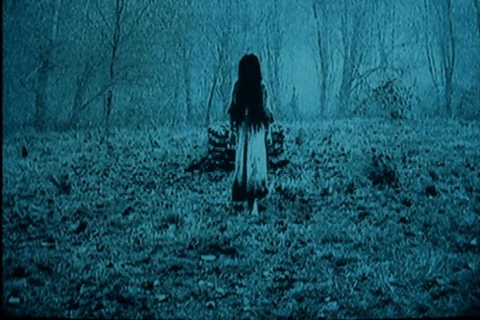 gambar hantu sadako