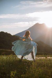 menari mengatasi stres