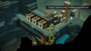Game petualangan android terbaik lara croft go