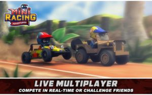 Game petualangan android terbaik mini racing adventures