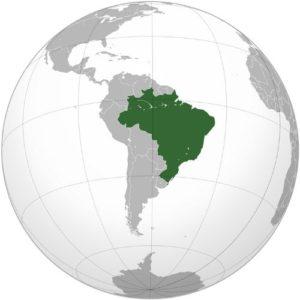 brazil negara terbesar di dunia