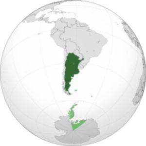 argentina negara terbesar
