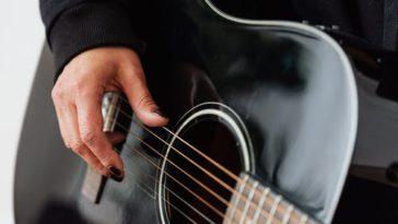 pengertian dan bagian-bagian gitar