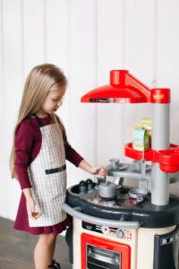dapur mainan